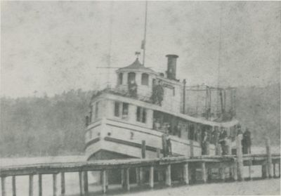 LADY WASHINGTON (1877, Excursion Vessel)
