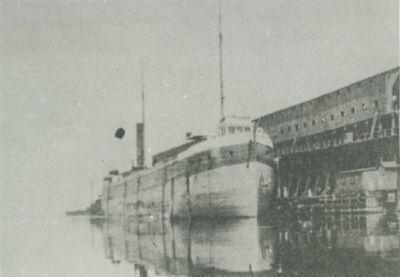 NICARAGUA (1894, Bulk Freighter)