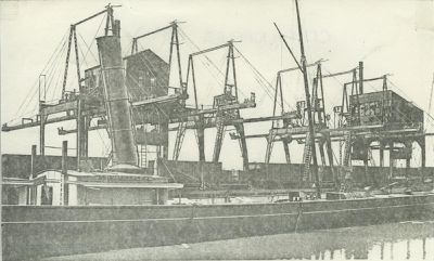 CITY OF NAPLES (1892, Bulk Freighter)