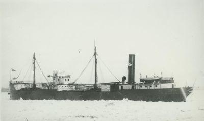NORTHWESTERN (1900, Package Freighter)