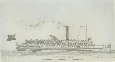 CANADA (1867, Steamer)