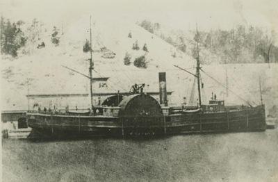MILWAUKEE (1859, Steamer)