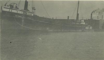 MINGOE (1893, Schooner)