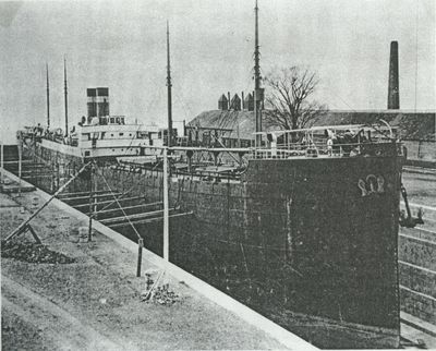 MINNETONKA (1901, Bulk Freighter)