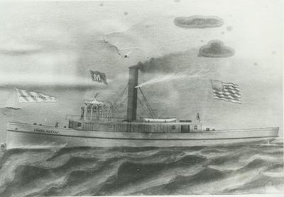 MOFFATT, FRANK (1869, Tug (Towboat))