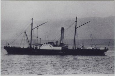 DRUID (1856, Steamer)
