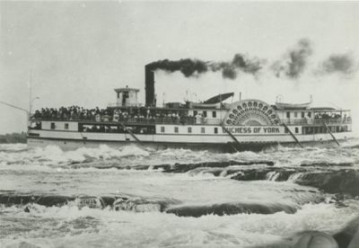 DUCHESS OF YORK (1895, Steamer)