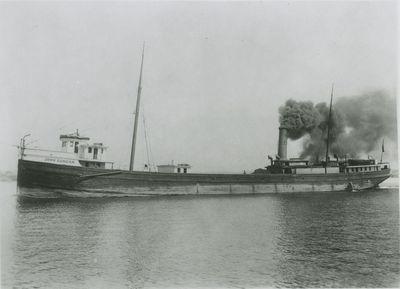DUNCAN, JOHN (1891, Bulk Freighter)