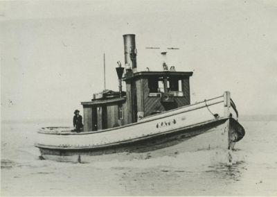 KATE (1889, Tug (Towboat))