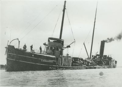 LACKAWANNA (1888, Package Freighter)