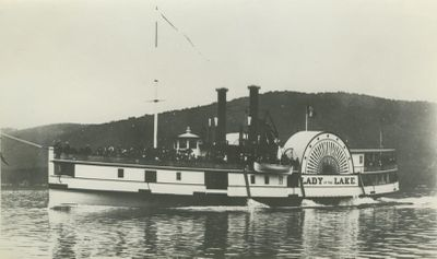 LADY OF THE LAKE (1842, Steamer)