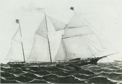 NICHOLSON, ELIZABETH A. (1872, Schooner)
