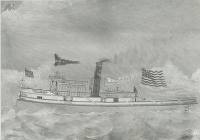 BISMARK (1871, Tug (Towboat))