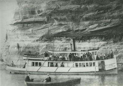 NORTH STAR (1871, Tug (Towboat))