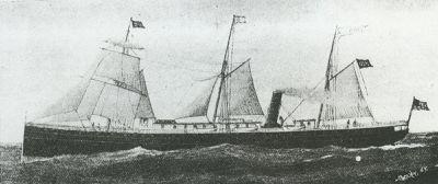 CLYDE, GEORGE W. (1872, Steamer)