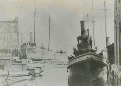 COLTON, A.W. (1881, Tug (Towboat))
