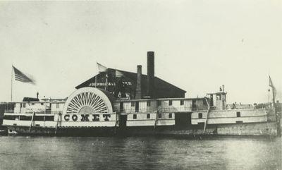 COMET (1859, Steamer)