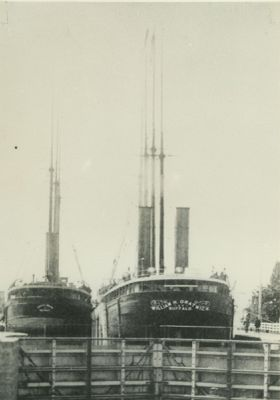 WILLIAM H. GRATWICK (1887, Bulk Freighter)