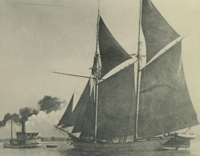 AZOV (1866, Schooner)