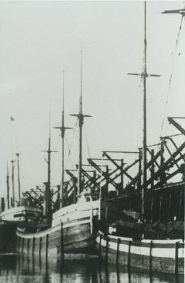CHISHOLM, HENRY (1880, Bulk Freighter)