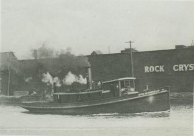 MCDONALD, RITA (1897, Tug (Towboat))