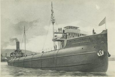 MCDOUGALL, ALEXANDER (1898, Whaleback)