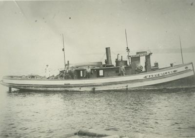 MCLANE, MARY (1868, Tug (Towboat))