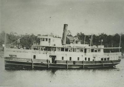 MEDORA (1893, Propeller)
