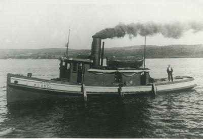 MENTOR (1868, Tug (Towboat))