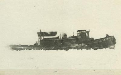 MERCEREAU, W.L. (1910, Tug (Towboat))