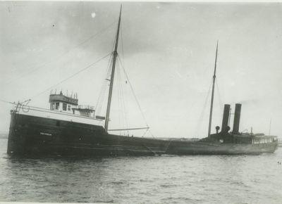 MERCUR, FRED (1882, Bulk Freighter)