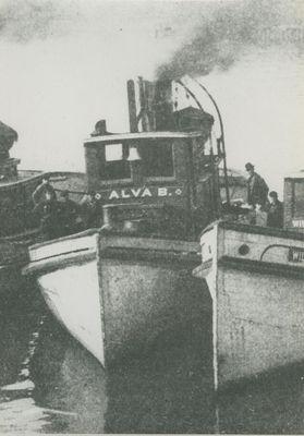 ALVA  B. (1890, Tug (Towboat))