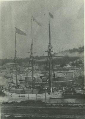 ANDERSON, S (1874, Schooner)