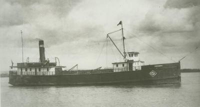 ARABIAN (1892, Package Freighter)