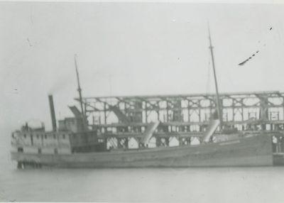 DAVIS, CHARLES H. (1881, Barge)