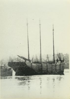 BROWN, HARVEY H. (1871, Barge)