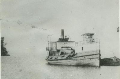 BUENA VISTA (1911, Propeller)