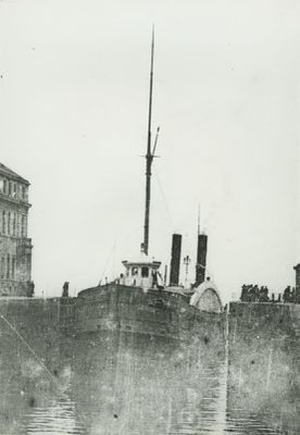 BUFFALO (1878, Package Freighter)