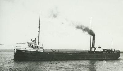 HALE, E.B. (1874, Bulk Freighter)