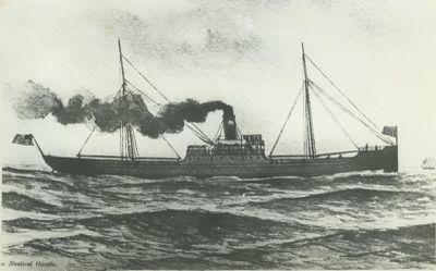 MAE (1899, Bulk Freighter)