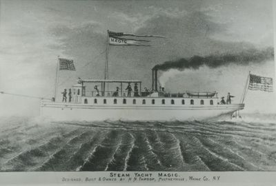 MAGIC (1877, Steamer)