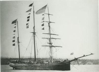 HOPPOCK, HOWELL (1862, Schooner)