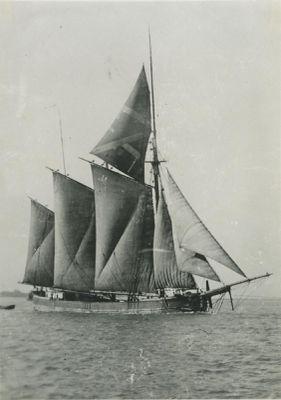 MALTA (1853, Barkentine)