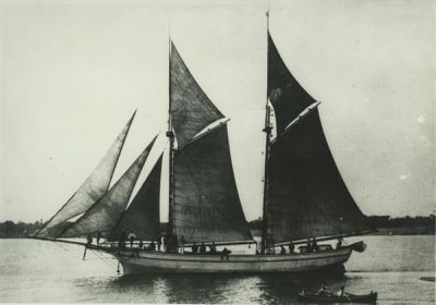 MAPLE LEAF (1867, Schooner)
