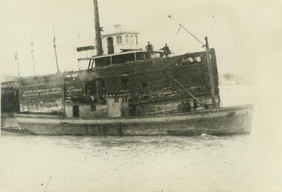 FERN (1883, Tug (Towboat))