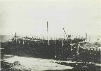 MARION (1889, Steambarge)