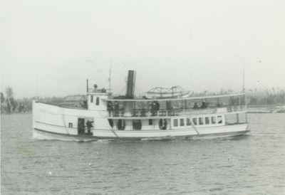 MARY (1876, Yacht)