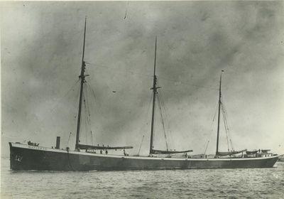 MATANZAS (1899, Barge)