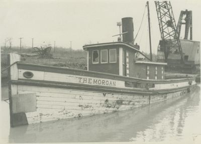 MORGAN, THE (1911, Tug (Towboat))