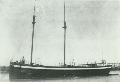 AGNES (1880, Scow Schooner)